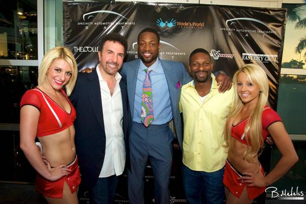 "Haute Event: Dwyane Wade Hosts ""Boys and their Toys"" Charity Event"
