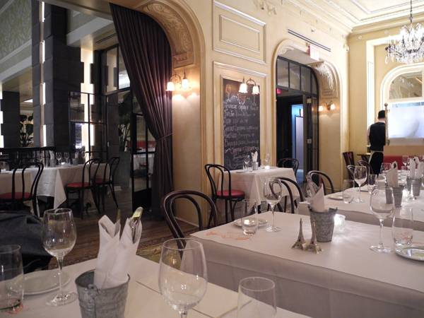 Haute Dining: Millesime Restaurant is One in a Million