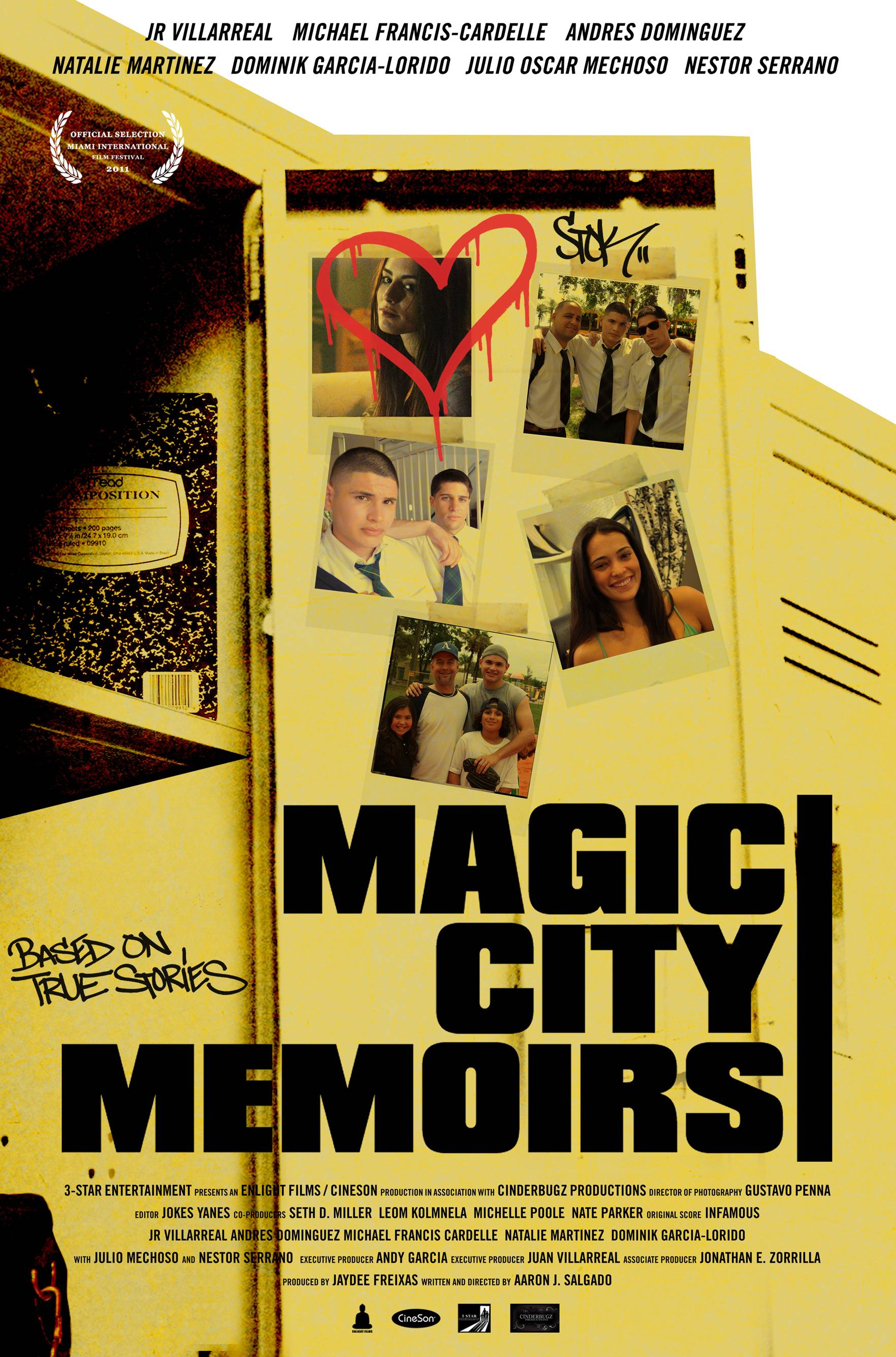 Haute Event: World Premiere of Magic City Memoirs at Miami International Film Festival