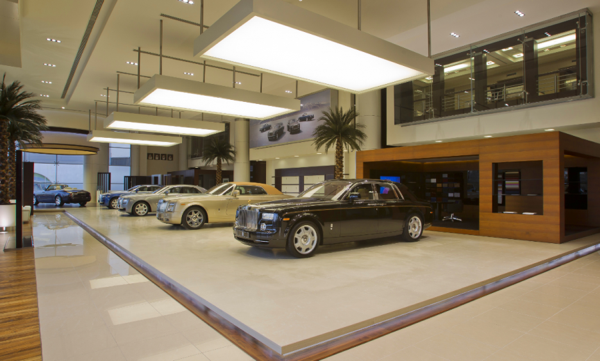 HAutos: World's Largest Rolls-Royce Showroom Opens in Abu Dhabi