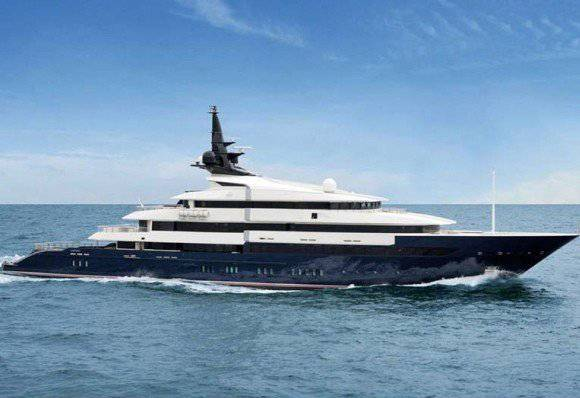 Haute Yachts: World's Most Expensive Yacht Charter Belongs to Steven Spielberg