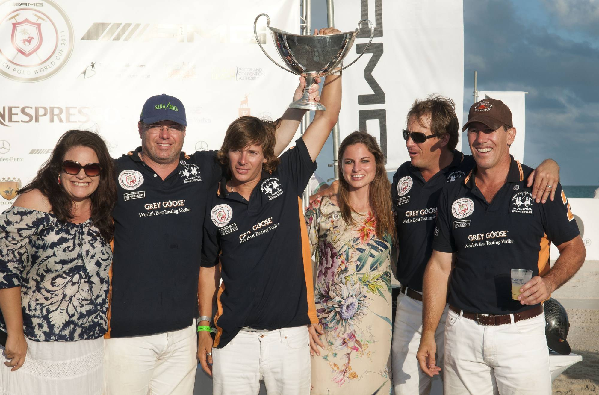 The Good life, The Polo Life! Highlights from the 2011 AMG Miami Beach Polo World Cup