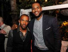 Craig David, LeBron james