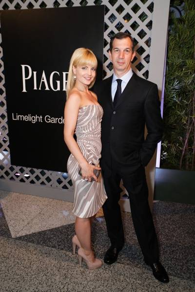 Haute Event: Piaget Dazzles Palm Beach With An Evening Garden Party