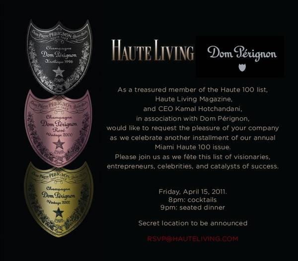 "Haute Living's Annual ""Haute 100 Party"" Honoring Miami's 100 Most Influential People"