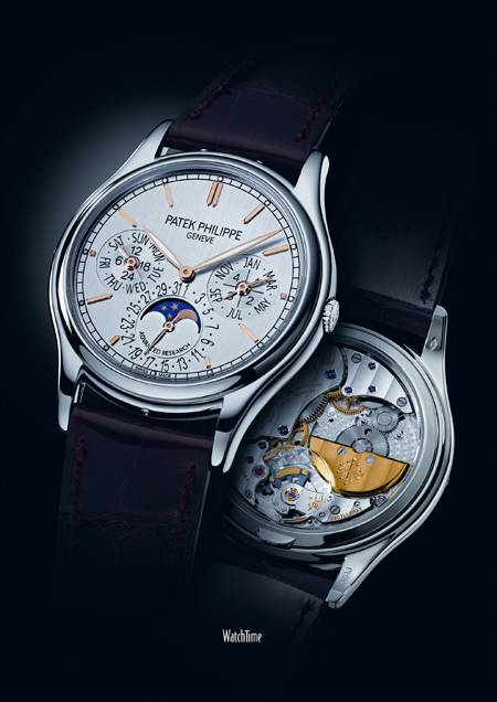 Haute Time: Patek Philippe Introduces New High Tech Heart for Limited-Edition Perpetual Calendar 5550P
