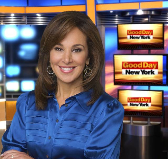 "Haute Secrets New York: ""Good Day New York"" Co-Anchor, FOX 5 WNYW Rosanna Scotto"