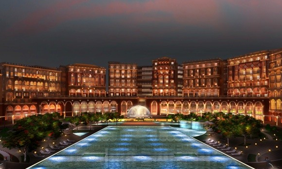 Hautels: The Ritz-Carlton Grand Canal in Abu Dhabi Set to Open with 17,222-Square-Foot Swimming Pool