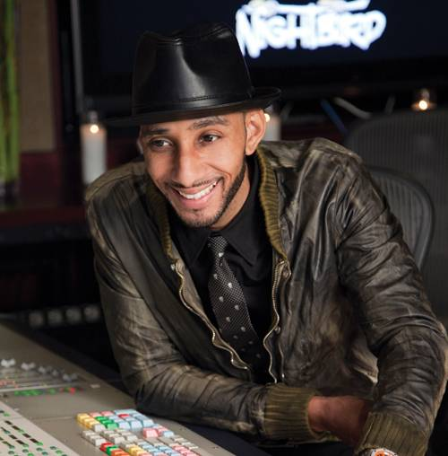 Haute Secrets New York: Music Producer Swizz Beatz