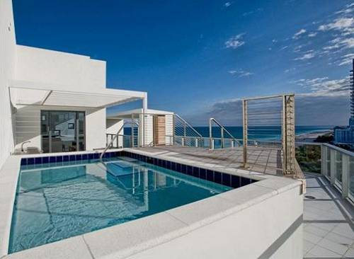 Celebrity Living: NBA Star Amar'e Stoudemire's Miami Penthouse On Sale