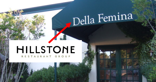 Hillstone Restaurant Group Buys East Hamptons' Della Femina Restaurant