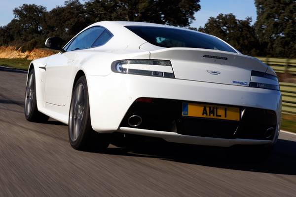 Hautos: Haute Living Test Drives the Aston Martin Vantage S