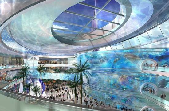 World's Most Expensive Mall: Dubai's 4,000,000-Square Foot Bawadi Shopping Mall