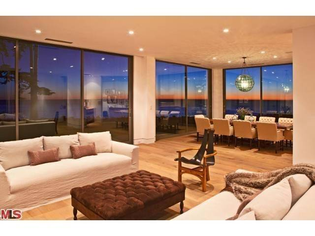 Celebrity Living: Beckhams Rent Malibu Mansion for $158K a Month