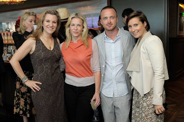 Haute Event: Vanity Fair And Belvedere Bloody Mary Brunch hosted by Chelsea Handler