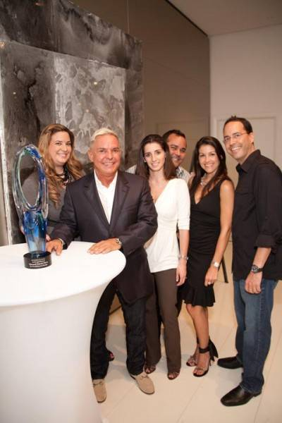 Haute Event: Baltus Collection Honors Nieto Design with its First Award for Excellence
