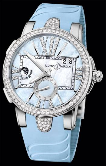 Haute Time: Ulysse Nardin Executive Lady Watch