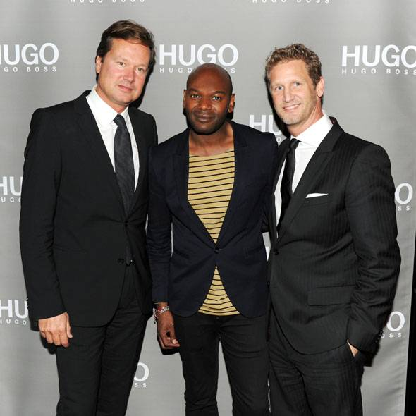 Haute Event: Hugo by Hugo Boss Celebrates the Guggenheim Museum's Young Collectors Council at New Boutique