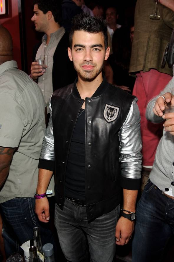 Joe Jonas at TAO