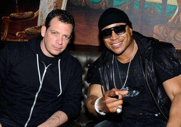 Haute Event: LL Cool J Performs at Gallery Nightclub; Nicki Minaj Dines at Sugar Factory