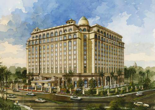 Hautels: India Builds Leela – Most Expensive Hotel Built in New Delhi
