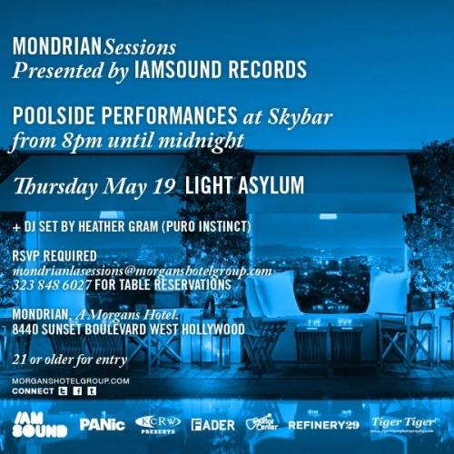 Mondrian Summer Sessions Return to Skybar