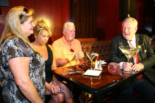 One Last Martini: Mayor Oscar Goodman Toasts His Constituents at The Martini