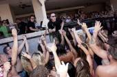 Mike Posner at Wet Republic.