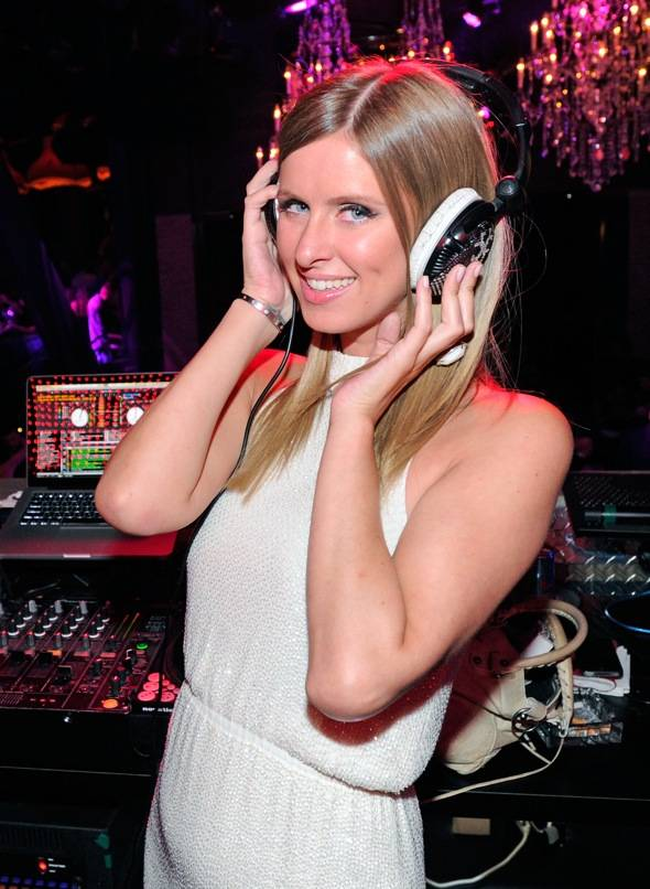 Haute Event: Nicky Hilton Hosts at Chateau Nightclub