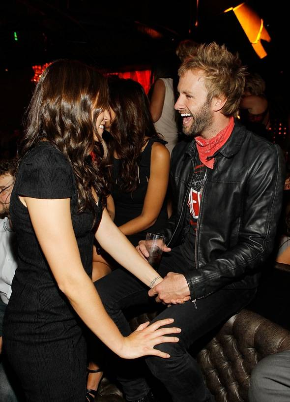 Haute Event: Nikki Reed Celebrates Her Birthday with Beau Paul McDonald at Gallery