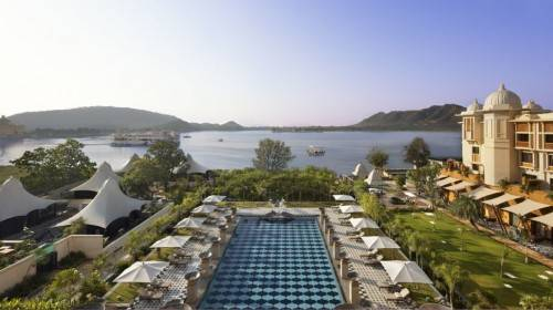 Hautels: India Announces Grand Opening of its Most Expensive Hotel – Leela Palace