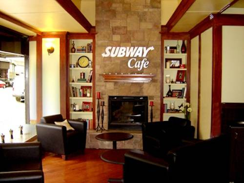 US WI 49982 Subway Cafe Empire Building, Milwaukee, WisconsinMAIN