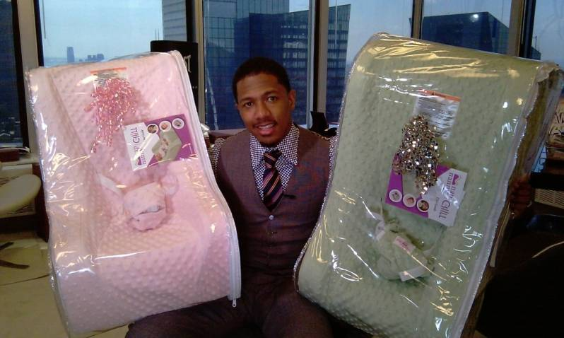 Nick Cannon's Favorite Baby Product