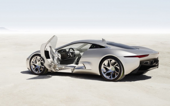 Hautos: Jaguar Confirms New CX75 Super Hybrid Concept Car To Be Built