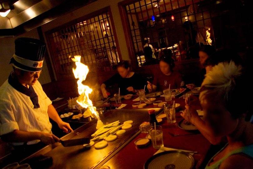 Top 5 Hibachi Restaurants In Atlanta Haute Living