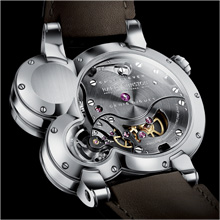 Harry Winston Teams Up With Denis Giguet to Create Opus 11