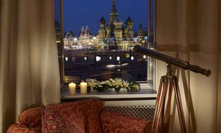 New Luxury Kempinski Hotel with Red Square View to Open Next Year