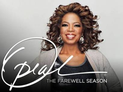 Oprah's Final Episodes Include a Star Studded Cast- Do You Know Who's in Town?