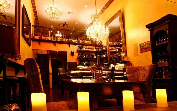 Haute Spot: Beverly Hills' Vampire Lounge and Tasting Room
