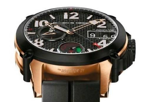Haute Time: The $270,000 Limited Edition Porsche Design Watch