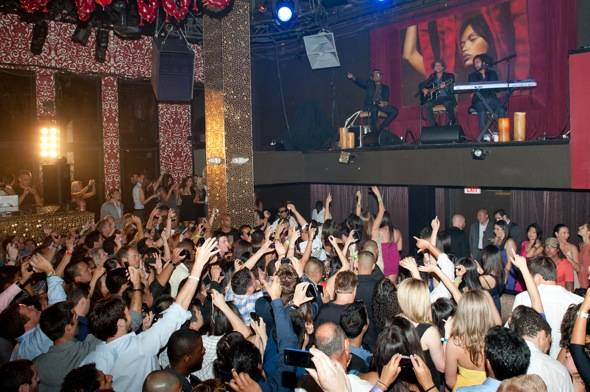 Haute Event: Bruno Mars at Marquee Dayclub and Tao
