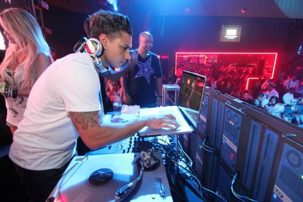 Haute Event: Pauly D Launches His Residency at the Palms