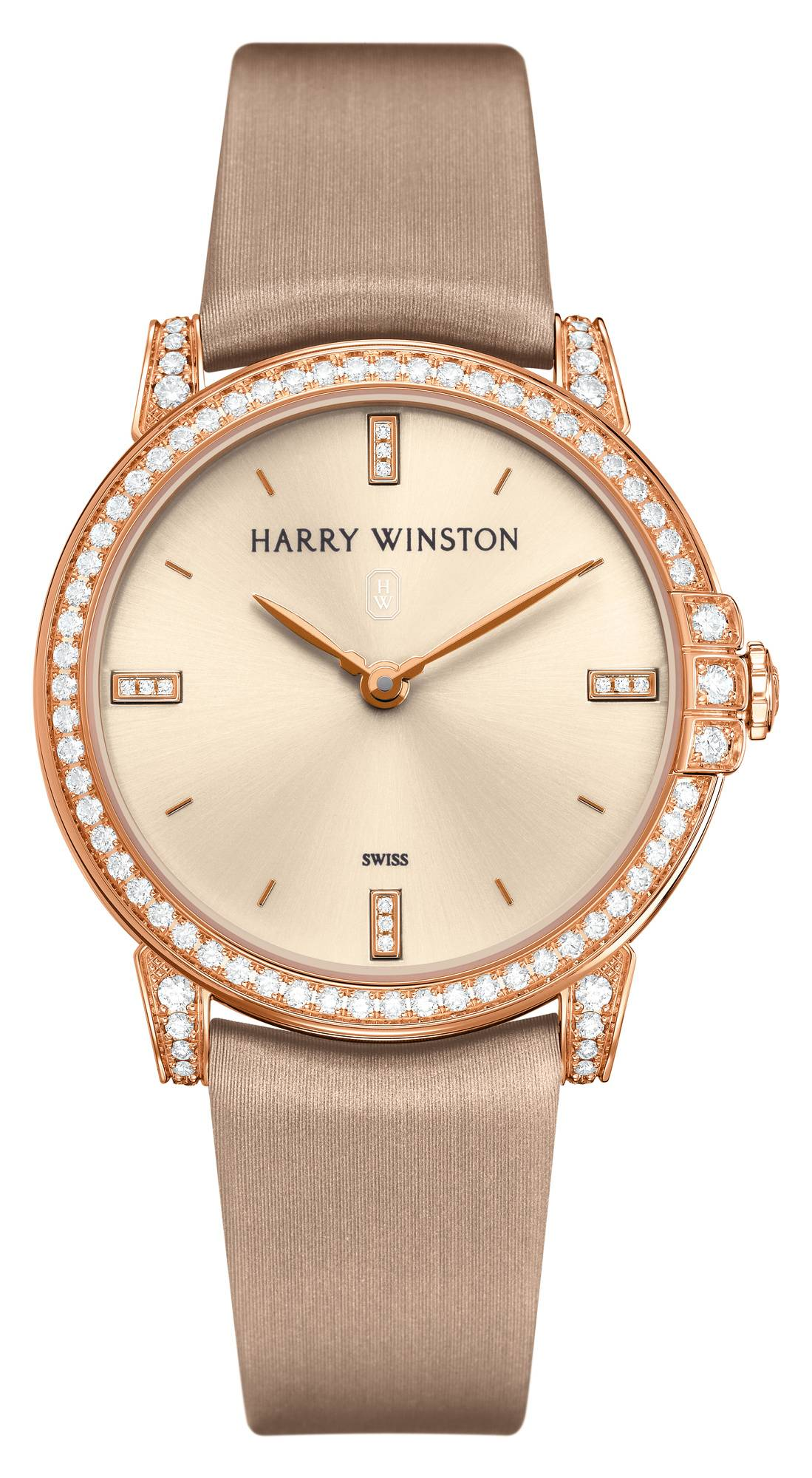 Harry Winston Midnight Collection Launch