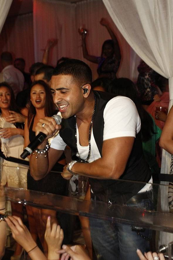 Haute Event: Jay Sean Performs at Pure Nightclub