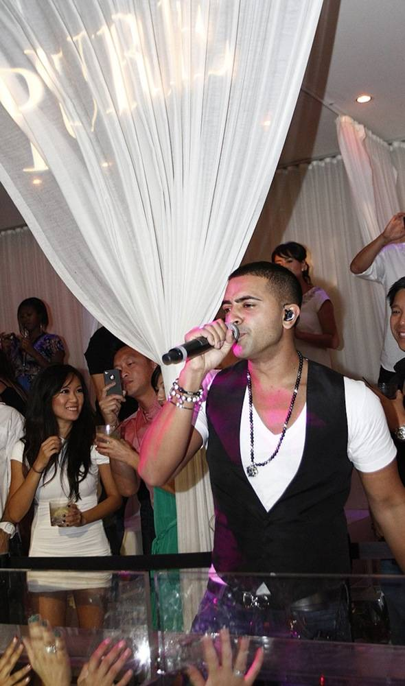 Jay Sean_Performance2_PURE Nightclub