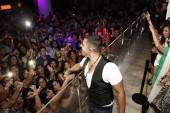 Jay Sean performs at Pure Nightclub.