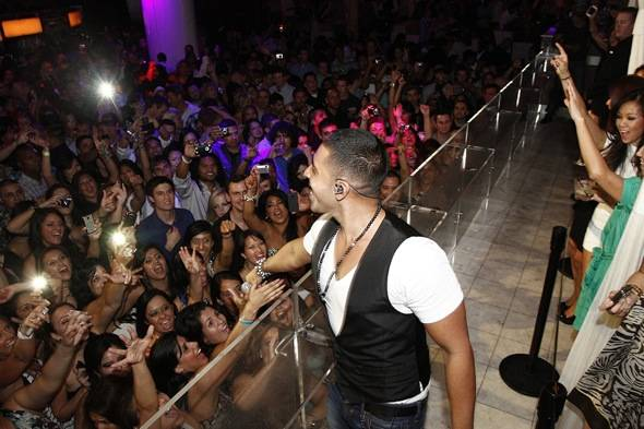 Jay Sean_Performance_PURE Nightclub