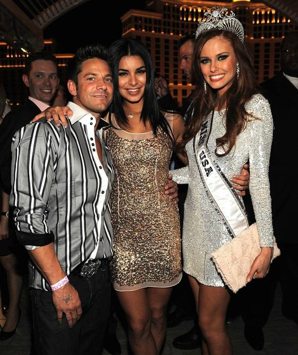 Haute Event: Chateau Nightclub Hosts the Official After-Party for Miss USA Alyssa Campanella