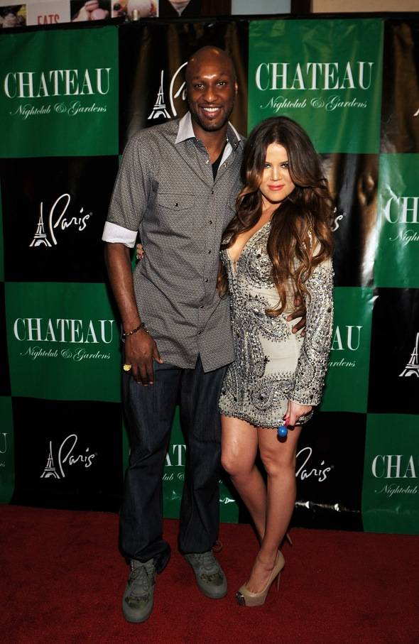 Haute Event: Khloe Kardashian Odom Celebrates Her Birthday at Chateau Nightclub