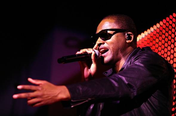 Haute Event: Taio Cruz Performs at Chateau Nightclub